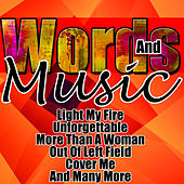 Words and Music de Various Artists