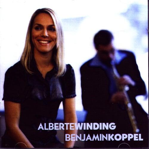 Alberte Winding/Benjamin Koppel by Alberte Winding