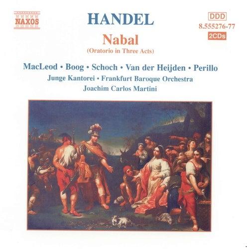 Nabal by George Frideric Handel