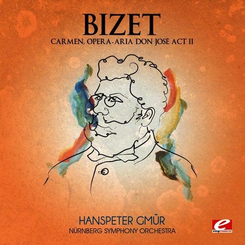 bizet carmen opera aria don josé act ii single by nuremberg