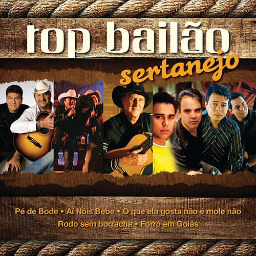 Top Bailao Sertanejo de Various Artists