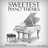 Sweetest Piano Themes, Vol. 2 de Various Artists