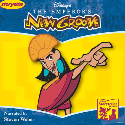The Emperor's New Groove by Steven Weber