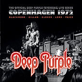 Copenhagen 1972 by Deep Purple