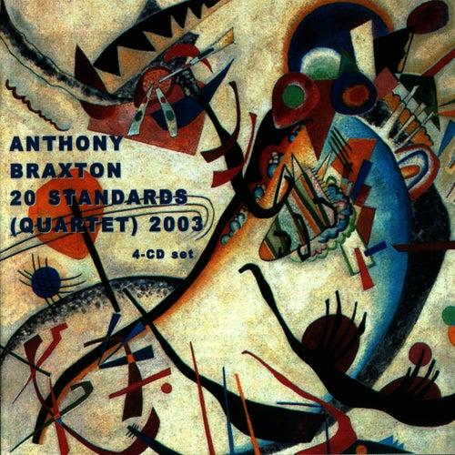 20 Standards (Quartet) 2003 by Anthony Braxton