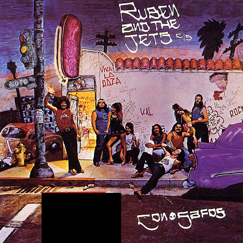 Con Safos by Ruben And The Jets