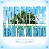 Paradise (feat. Wiz Khalifa) - Single by Berner