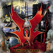 Rising Out Of The Ashes (Bonus Track Edition) de Warlord