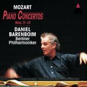 Mozart: Piano Concertos Nos 11 - 13 by Daniel Barenboim