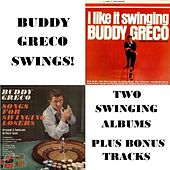 Songs for Swinging Losers/I Like It Swinging. Buddy Greco Swings! Two Swinging Albums Plus Bonus Tracks by Buddy Greco