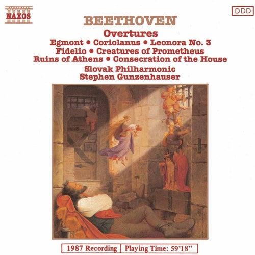 Overtures by Ludwig van Beethoven