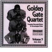 Golden Gate Quartet Vol. 5 (1945-1949) by Golden Gate Quartet