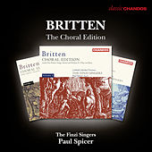Britten: The Choral Edition by Various Artists
