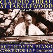 Claudio Arrau plays Beethoven Piano Concertos von Claudio Arrau