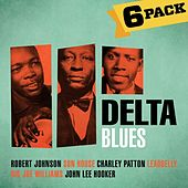 6-Pack Delta Blues by Various Artists