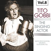 The Singing Actor, Vol. 8 de Various Artists