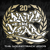 International Battle Of The Year 2009 - The Soundtrack by Various Artists