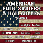 American Folk Singers and Balladeers, Vol. I de Various Artists