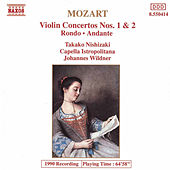 Violin Concertos Nos. 1 & 2 (unpublished) di Wolfgang Amadeus Mozart
