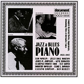 Jazz & Blues Piano (1934-1947) by Various Artists