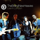 Live in London von Brand New Heavies