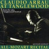Claudio Arrau live from the Tanglewood Festival von Claudio Arrau