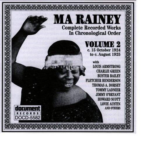 Ma Rainey Vol. 2 (1924-1925) by Ma Rainey