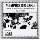 Memphis Jug Band (1932-1934) de Various Artists
