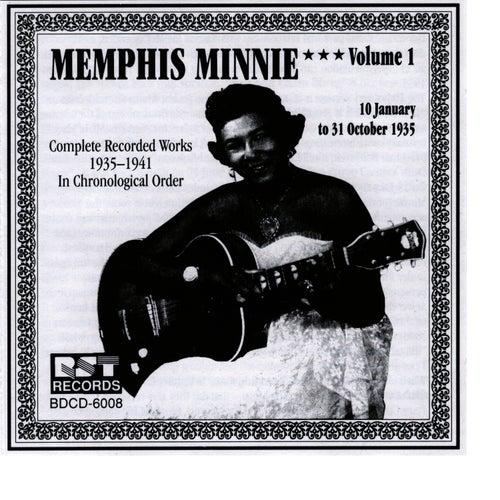 Memphis Minnie Vol. 1 (1935) by Memphis Minnie