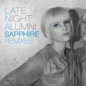 Sapphire (Remixes) von Late Night Alumni