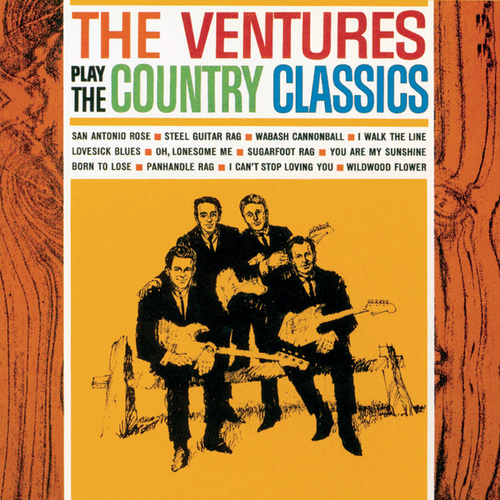The Ventures Play The Country Classics by The Ventures