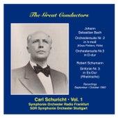 The Great Conductors: Carl Schuricht, Vol. 1 (1960) by Frankfurt Radio Symphony Orchestra