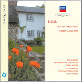 Elgar: Enigma Variations; Cello Concerto de Various Artists