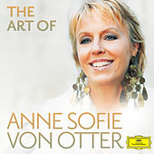 The Art Of Anne Sofie Von Otter de Various Artists