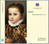 Mozart: Piano Quartets Nos.1 & 2 de Sir Georg Solti