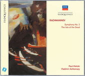 Rachmaninov: Symphony No.2; The Isle Of The Dead de Various Artists