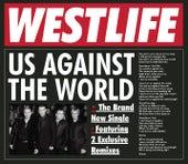 Us Against The World de Westlife