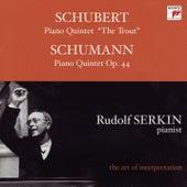 Schubert: Piano Quintet in A Major, Op. 114, D. 667
