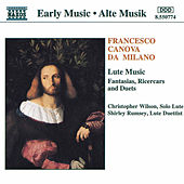 Fantasias, Ricercars and Duets by Francesco da Milano