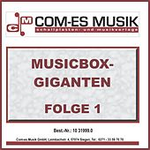 Musicbox-Giganten, Folge 1 by Various Artists