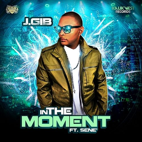 In The Moment (feat. Sene) - Single by J. Gib