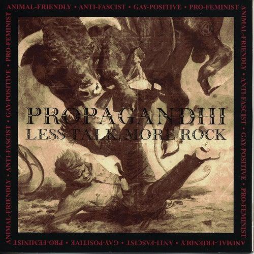 Less Talk, More Rock by Propagandhi