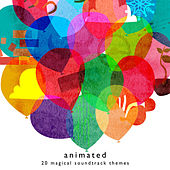 Animated - 20 Soundtrack Classics von L'Orchestra Numerique
