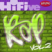 Rhino Hi-Five: Rap  [Vol 2] de Various Artists