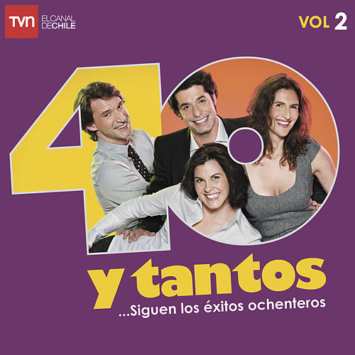40 y Tantos - Vol. 2 de Various Artists