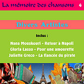 La mémoire des chansons 4 by Various Artists