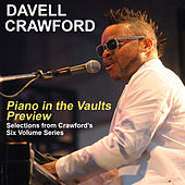 Piano in the Vaults Preview EP by Davell Crawford