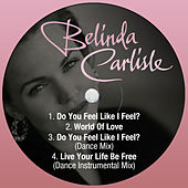 Do You Feel Like I Feel by Belinda Carlisle