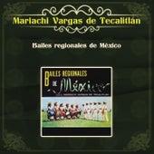 Bailes Regionales de México de Mariachi Vargas de Tecalitlan