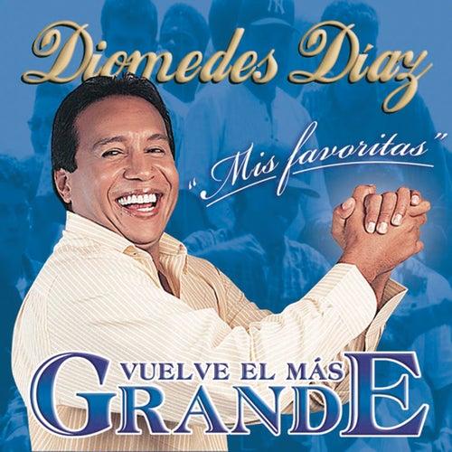 Mis Favoritas by Diomedes Diaz